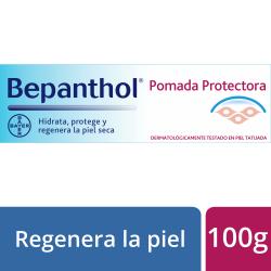 BEPANTHOL Tatuajes Pomada Protectora 100G