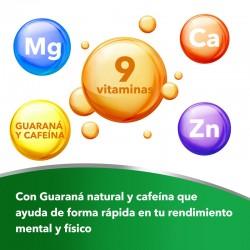 BEROCCA BOOST Guaraná 30 Comprimidos Efervescentes