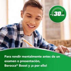 BEROCCA BOOST Guarana 15 Comprimidos Efervescentes