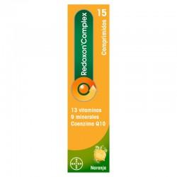 REDOXON Complex 15 Comprimidos Efervescentes