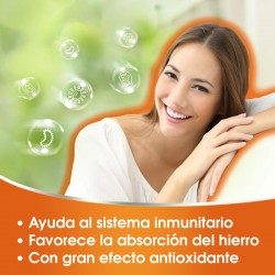 Redoxon Vitamina C Limón 30 Comprimidos Efervescente