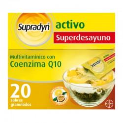 Supradyn® Superdesayuno 20 sobres
