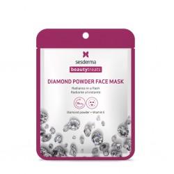 SESDERMA Máscara facial Diamond Powder Radiante al Instante 22ml