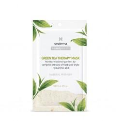 SESDERMA Máscara facial Hidratante Antiox Té Verde Green Tea 25ml