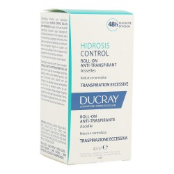 DUCRAY Hidrosis Control Roll-On Antitranspirante 40ML