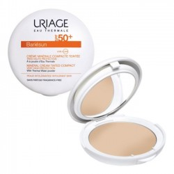 URIAGE Bariésun Crema Compacta Mineral SPF 50+ Color Claro 10gr