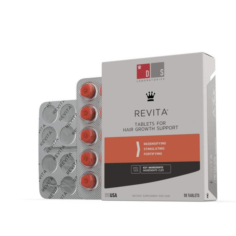 REVITA Comprimidos Anticaída 90 comprimidos