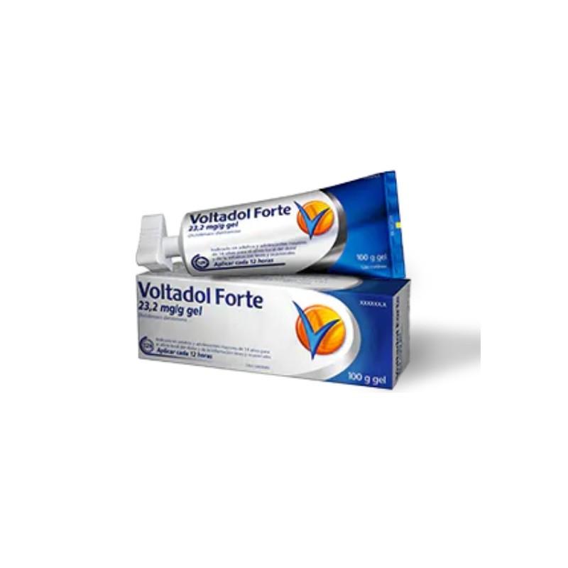 VOLTADOL Forte 23,2 mg/g Gel Tópico 100gr