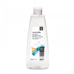 SUAVINEX Detergente para Biberones y Tetinas 500ml