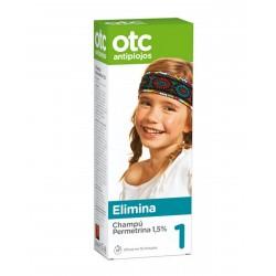 OTC Champú Antipiojos 1'5% 125ML