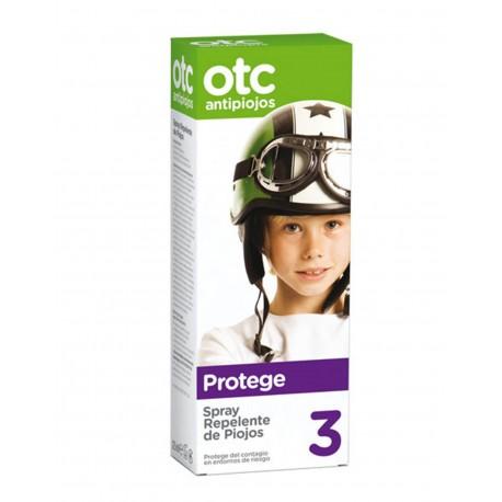 OTC Spray Repelente de Piojos 125ML
