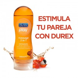 DUREX Play Masaje Estimulante 2en1 Guaraná 200ml