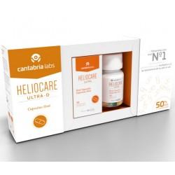 HELIOCARE Ultra-D Cápsulas Protección Solar Oral Duplo 2x30 Cápsulas