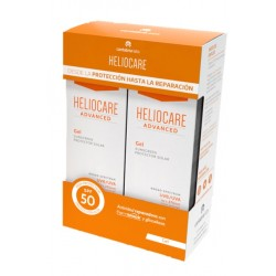 HELIOCARE Advanced Gel Protector Solar SPF50 DUPLO 2x200ml