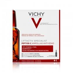 VICHY Liftactif Specialist Peptide-C Ampollas Antiedad (30 ampollas)