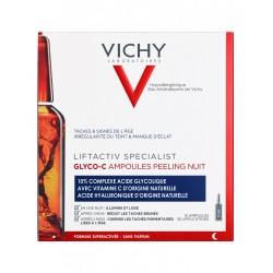 VICHY Liftactiv Specialist Glyco-C Ampollas Peeling de Noche x10 Ampollas