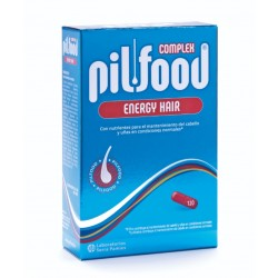 PILFOOD Complex Energy Hair 120 Comprimidos