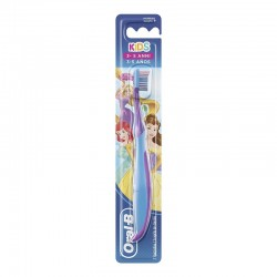 ORAL-B Kids Cepillo de Dientes Manual Princesas Disney 3-5 años