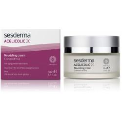 SESDERMA Acglicolic 20 Crema Nutritiva Antiedad 50ml