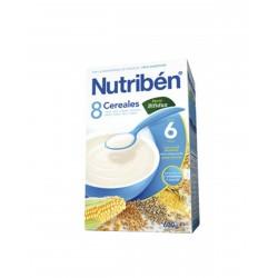 NUTRIBÉN 8 Cereales Digest 600G