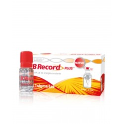 B RECORD Plus 10ML 10 Ampollas