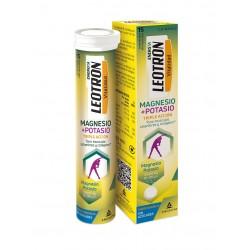 LEOTRON Magnesio+Potasio Triple Acción 15 Comprimidos