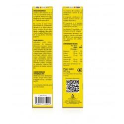 LEOTRON Magnesio+Potasio Triple Acción 15 Comprimidos Efervescentes