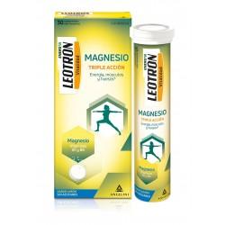 LEOTRON Magnesio Triple Acción 30 Comprimidos