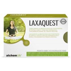 ALCHEMLIFE Laxaquest 10 cápsulas