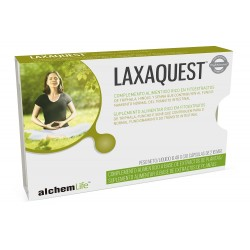 ALCHEMLIFE Laxaquest 30 cápsulas