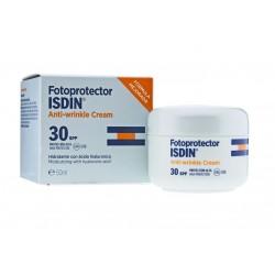 ISDIN Fotoprotector Facial Crema Antiarrugas SPF30 50ml