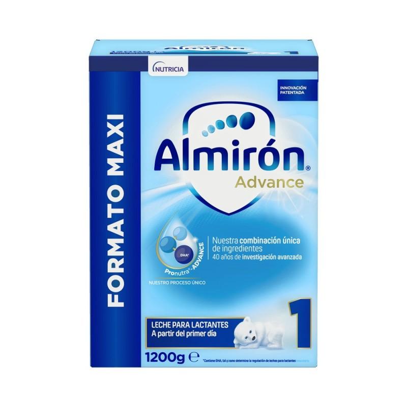 ALMIRÓN Advance 1 con Pronutra Leche para Lactantes 1200gr NUEVA FÓRMULA