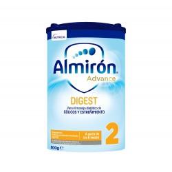 ALMIRON Advance Digest 2 Leche de Continuación 800gr NUEVA FÓRMULA