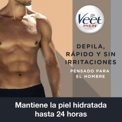 VEET Men Crema Depilatoria Piel Sensible Cuerpo 200ml