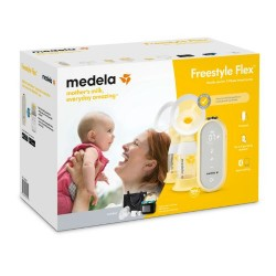 MEDELA Sacaleches Eléctrico Doble Freestyle 2-Phase