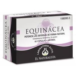 EQUINÁCEA + VITAMINA C El Naturalista 60 cápsulas