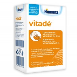 VITADÉ Vitaminas 15ml