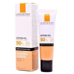 ANTHELIOS Mineral One SPF50+ Crema Facial con Color Tono 3 Bronze 30ml