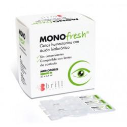 MonoFresh Gotas Humectantes 30 monodisis
