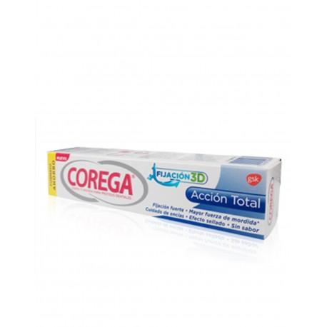 COREGA Acción Total Crema Fijadora Protesis 40G