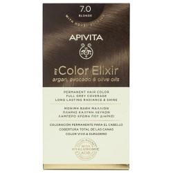 APIVITA My Color Elixir Tinte Rubio Nº 7.0