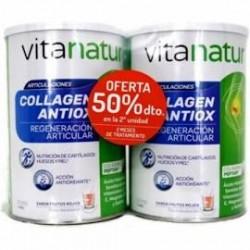 Vitanatur Duplo Collagen Antiox Plus 2x360G
