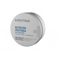 AXOVITAL Crema Nutrición Profunda Cara Y Cuerpo 150ml