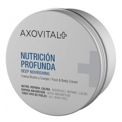 AXOVITAL Crema Nutrición Profunda Cara Y Cuerpo 250ml