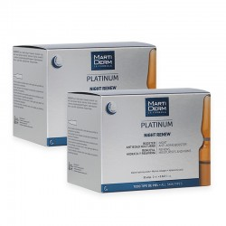 Martiderm Night Renew Duplo 2x30 Ampollas