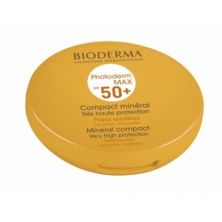 BIODERMA Photoderm MAX Compacto Solar Mineral Dorado Spf50 (10gr)