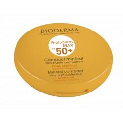 BIODERMA Photoderm MAX Compacto Solar Mineral Claro Spf50 (10gr)