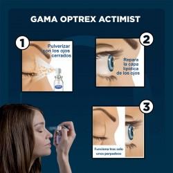 OPTREX ActiMist Spray Ocular 2 en 1 Ojos Secos e Irritados 10ml