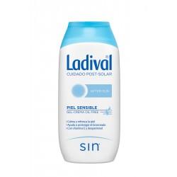 LADIVAL After Sun Gel Crema Pieles Sensibles o Alérgicas 200ml