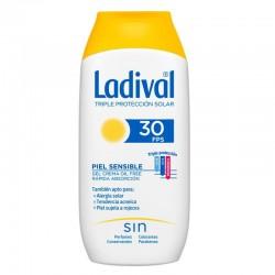 LADIVAL Gel-Crema Piel Sensible SPF 30 Oil Free 200ml